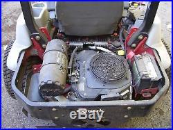 Exmark Lazer Z Commercial Zero Turn Riding Mower 60 Cutting Deck