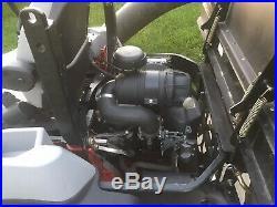 Exmark Lazer Z S-Series Ultra Vac 60in Zero Turn Mower