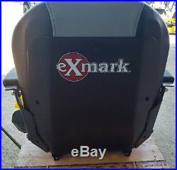 Exmark Zero Turn Seat # 126-8290
