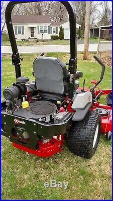 Exmark lazer Z zero turn mower With NEW Kohler ECV 980 Red Tech. Engine