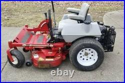 Exmark zero turn mower / 44 with Kawasaki engine