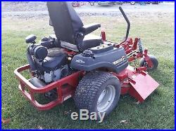 Ferris IS3000Z zeroturn ZT Kawasaki 25 hp 61 deck used 925 hours commercial
