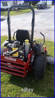 Ferris IS3200Z ZERO TURN 32 HP 61 DECK OIL GUARD