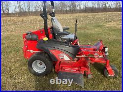 Ferris IS4500Z Cat Diesel Zero Turn Mower 61 deck only 450 hours
