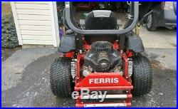 Ferris IS700z commercial zero turn mower, 52inch deck, 95 hours, powerful 27hp