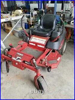 Ferris Zero Turn Mower 197 HRS IS500Z 44 Mulching Deck landscaping equip. Clean