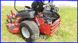 Ferris Zero Turn commercial lawn Mower IS3200Z 37HP 61 Inch Deck 72 Hours