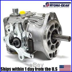 Genuine OEM Hydro Gear Pump PG-1HQQ-DN1X-XXXX Toro 119-7375 Zero Turn GrandStand