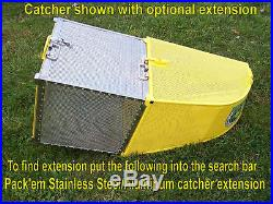 Grass Catcher Bag Bagger Bob Cat Rider Zero Turn 4.4 cubic ft. PK-EX4