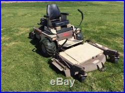 Grasshopper 721D 61 deck 722E Diesel Kubota Zero Turn lawnmower