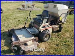 Grasshopper 721 Zero Turn, 61 Deck/48 Deck/Snowblower/Cab/Power Flow