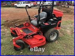 Gravely 460 Pro Turn 60 Turn Mower With 25hp Kubota Diesel Only 118 Hours
