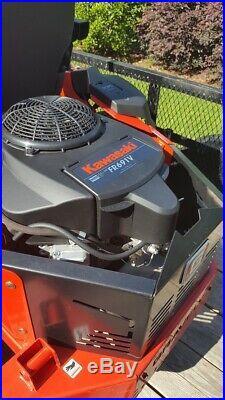 Gravely 52 ZTHD Zero Turn Mower 116 Hours