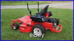 Gravely Pro Master 250 Z 50 Commercial Hydro Zero Turn Lawn Mower Hydraulic Deck