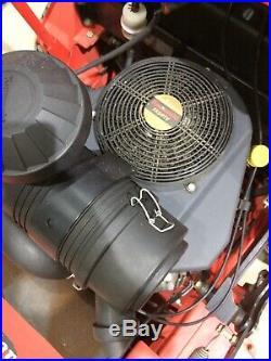 Gravely Stand On Mower 691CC Kawasaki engine 23 HP zero turn
