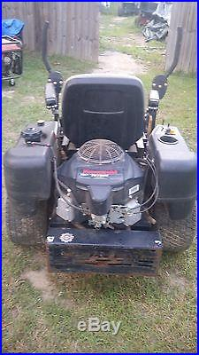 Gravely ZT/48HD Zero Turn Mower