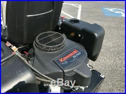 Gravely Zt48hd 48 Zero Turn Lawn Mower 24 HP Kawasaki Engine 143 Hours Clean