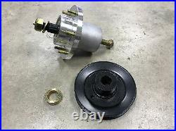 Great Dane Chariot Super Surfer Zero Turn Lawn Mower 61 Deck Spindle Pulley Kit