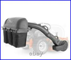 Husqvarna 587960201 rear bagger system with blower for 48 zero turn mowers