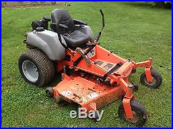 Husqvarna 61 Commercial Zero Turn with572Hrs Delivery Available