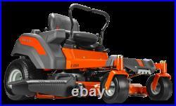 Husqvarna 970 46 76-01 54 inch Orange Kohler Zero Turn Lawn Mower