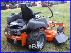 Husqvarna MZ52 Zero Turn Lawn Mower 52 23hp Kawasaki