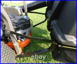 Husqvarna M-ZT48 Bagger Grass Catcher 3 Bin Zero Turn Mowers