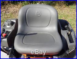Husqvarna Z246 Zero Turn Lawn Mower 46 20 hp Briggs