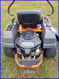 Husqvarna Z254 23-HP V-twin Dual Hydrostatic 54-in Zero-turn lawn mower