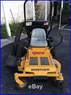 Hustler Sport Zero Turn 42 mower