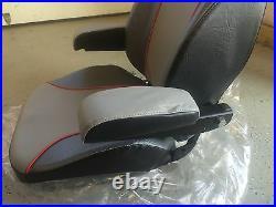 Is3100 Is3200z Ferris Lawnmower Brand New High Back Seat 5103372 Zero-turn Mower