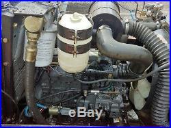 Jacobsen Hr5111, Wide Area Mower /zero Turn 4WD Diesel