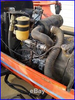 Jacobsen hr5111 With Kubota V2203 diesel engine