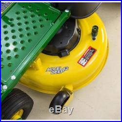 John Deere 20HP Vtwin Dual Hydrostatic 42in Zero-turn lawn mower (Bagger Sep)