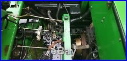 John Deere 72 zero turn mower 997 DIESEL