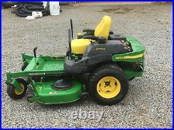 John Deere 757 60in zero turn mower