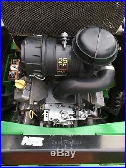 John Deere 757 Zero Turn Mower
