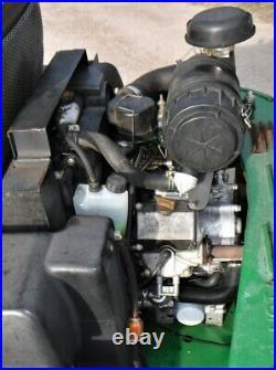 John Deere 777 Commercial Zero Turn Mower / Kawasaki 29hp Liquid Cool / 72 Cut