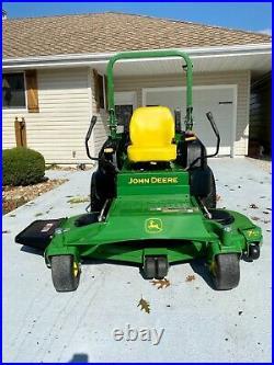 John Deere 997R 72 31 HP diesel Zero Turn Mower! Low hours
