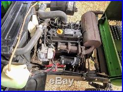 John Deere F-935 diesel mower