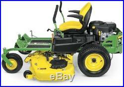 John Deere Lawn Mower Garden Tractor Z375R 25-HP V-Twin Dual 54-in Zero-Turn
