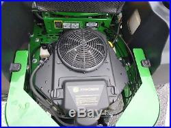 John Deere Z445 Zero Turn 54 Mower Deck 202 Hours Kawasaki Engine Great Shape