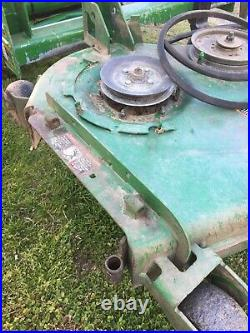 John Deere Z920 Z930 7 Iron Pro 54 Zero Turn Lawn Mower Deck Assembly