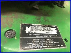 John Deere Z920m Commercial Zero Turn Mower 54 Deck Kawasaki Engine 841 Hours