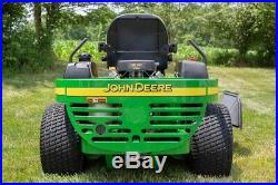 John Deere Z-Trak 757 Zero Turn Mower 60 ZTR