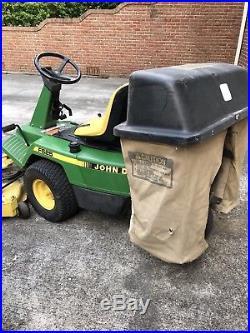 John Deere lawn mower F525