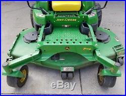 John Deere zero turn mower 72 / Z850A