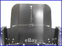 Kubota Seat Replacement Cushion Set Zd21, Zd25, Zd28, Zg20, Zg23 Zero Turn Mower #zc