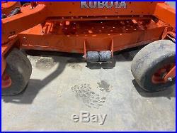 Kubota Z781 Lawn Mower 60 Inch Cut 95 Hours Kawasaki FZ850V engine free shipping