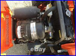Kubota ZD1211 60 Cut Diesel Zero Turn 336 Hours